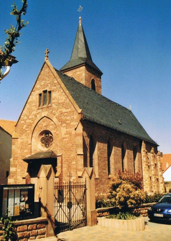 Kirche grünstadt